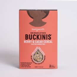 Buckinis - Berry & Cacao Cereal