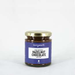 Hazelnut Chocolate Butter