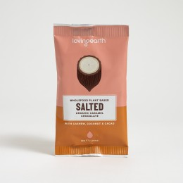 Salted Caramel Chocolate 30g