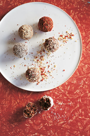 Raw Energy Superfood Balls