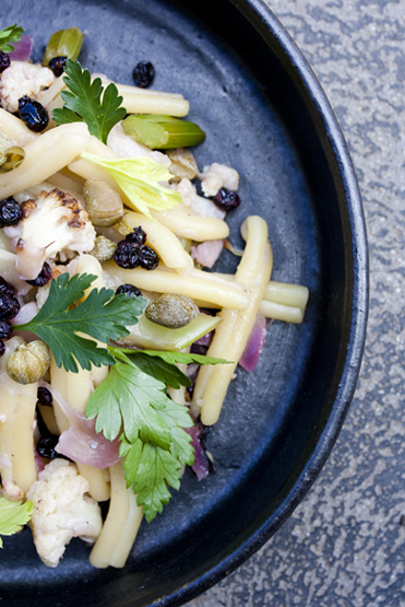 Ottolenghi's Roast Cauliflower Gigli