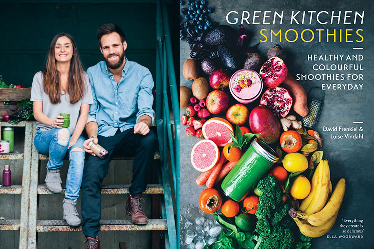 Featured Foodies - Green Kitchen Stories, David Frenkiel & Luise Vindah