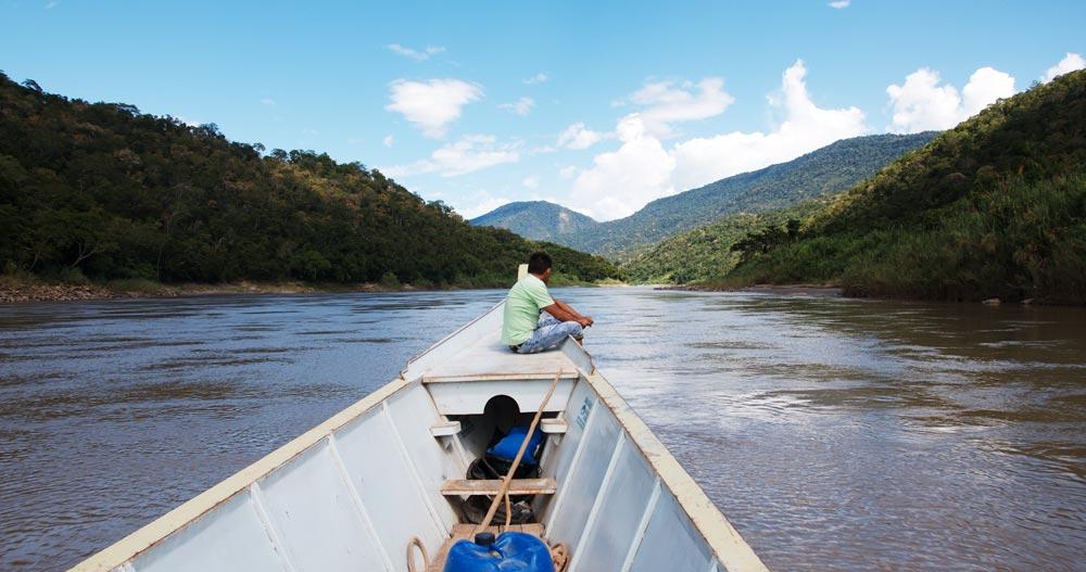 Rio Ene Cacao Transporting