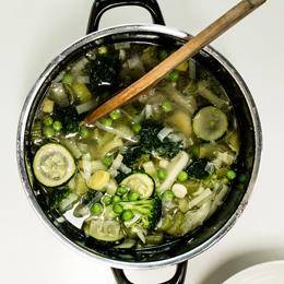 Jo's Green Soup