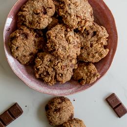 Choc-Chunk Cookies