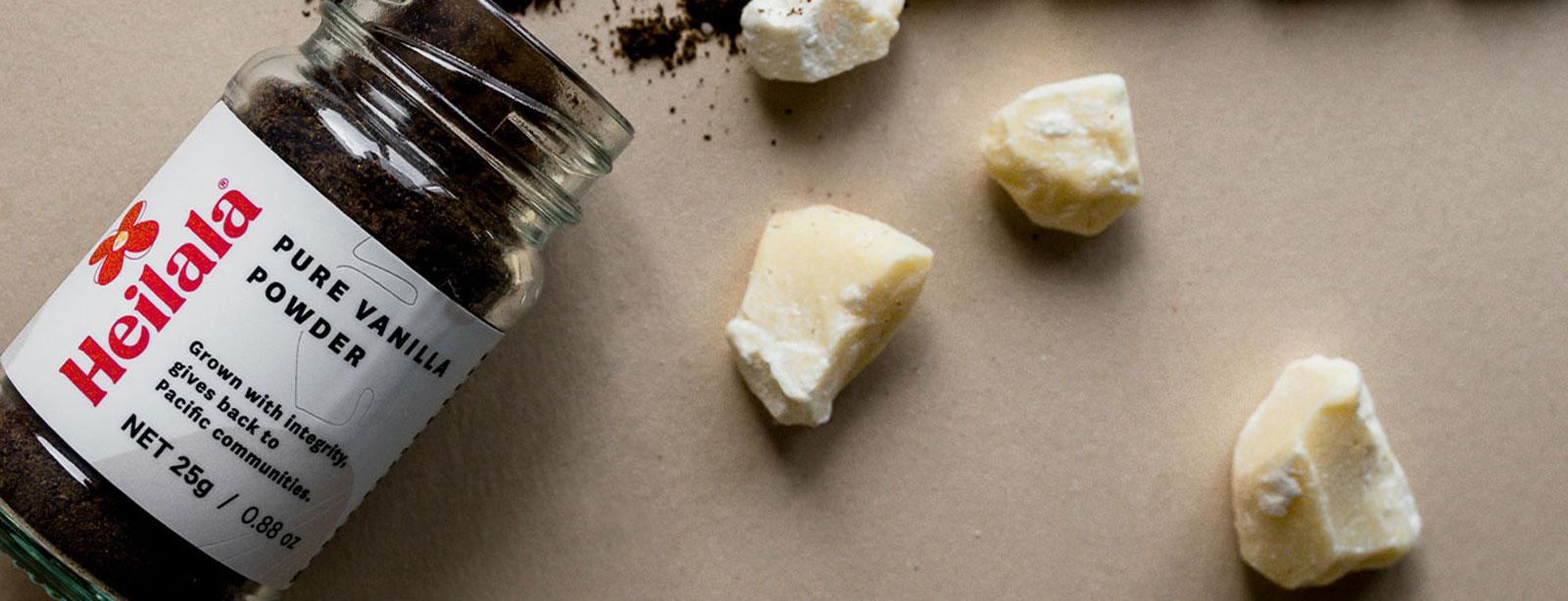 Vanilla...that's not so vanilla