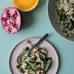 Summer Xmas Salad